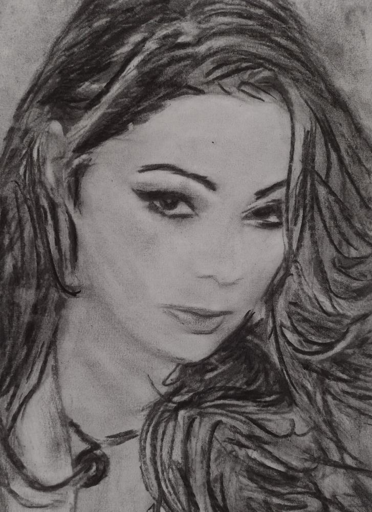 Sandra Cretu by mi7ell